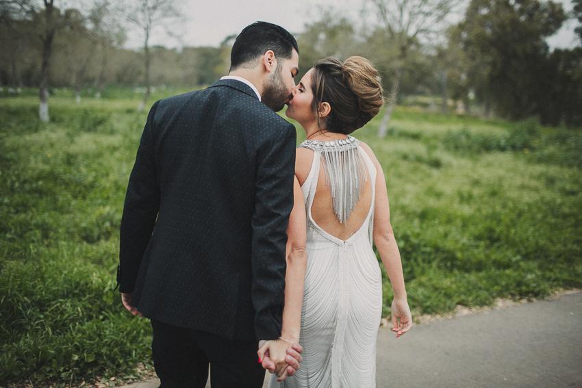 WEDDINGS - A+E wedding day